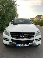 Mercedes-Benz ML 250 27.08.2019