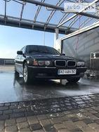 BMW 740 19.08.2019