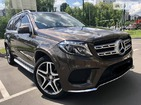 Mercedes-Benz GLS 350 20.08.2019