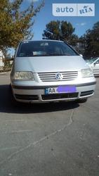 Volkswagen Sharan 27.08.2019