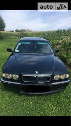 BMW 735 24.08.2019