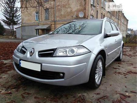 Renault Megane 2007  выпуска Николаев с двигателем 1.5 л дизель универсал механика за 6000 долл.