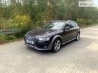 Audi A4 allroad quattro 29.08.2019