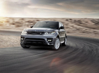 Land Rover Range Rover Sport 07.11.2019