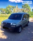 Fiat Doblo 2003 Тернополь 1.9 л   механика к.п.