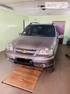 Chevrolet Niva 02.09.2019