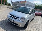 Opel Meriva 03.09.2019