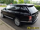 Land Rover Range Rover Supercharged 03.09.2019