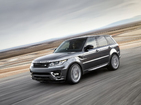 Land Rover Range Rover Sport 17.09.2019