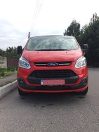 Ford Transit Custom 05.09.2019