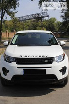 Land Rover Discovery Sport 05.09.2019