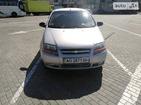 Chevrolet Aveo 2005 Ужгород 1.5 л  седан механика к.п.
