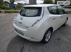 Nissan Leaf 04.09.2019