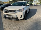 Toyota Highlander 02.09.2019