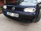 Volkswagen Golf 1999 Ужгород 1.6 л  хэтчбек механика к.п.