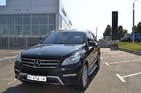Mercedes-Benz ML 350 05.09.2019
