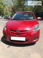 Toyota Yaris 04.09.2019