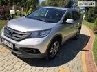 Honda CR-V 05.09.2019