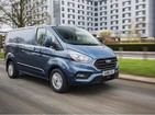 Ford Transit Custom 31.10.2019