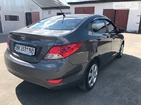 Hyundai Accent 2011 Ровно 1.4 л  седан механика к.п.