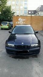 BMW 318 04.09.2019