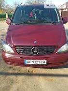 Mercedes-Benz Vito 05.09.2019