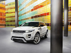 Land Rover Range Rover Evoque 07.11.2019