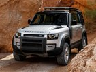 Land Rover Defender 20.01.2020