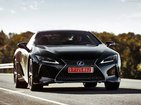 Lexus LC 500h 12.08.2020