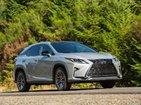 Lexus RX 350 09.07.2020