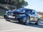 Mercedes-Benz E 63 AMG 24.06.2020