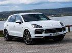 Porsche Cayenne 18.12.2020
