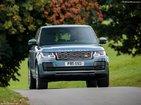 Land Rover Range Rover 06.08.2020