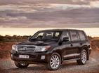 Toyota Land Cruiser 31.07.2020