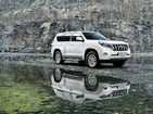 Toyota Land Cruiser Prado 08.09.2020