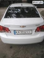 Chevrolet Cruze 18.06.2021