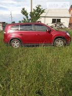 Chevrolet Orlando 18.06.2021