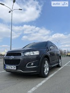 Chevrolet Captiva 18.06.2021