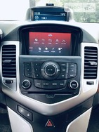 Chevrolet Cruze 13.06.2021