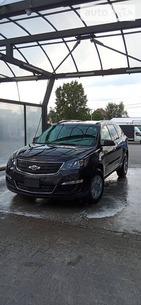 Chevrolet Traverse 18.06.2021