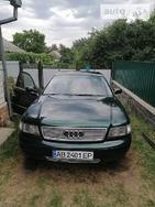 Audi A8 18.06.2021