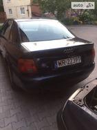 Audi A4 Limousine 26.06.2021
