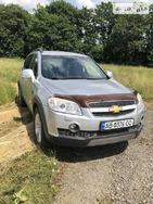 Chevrolet Captiva 19.07.2021