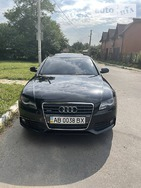 Audi A4 Limousine 27.07.2021