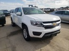 Chevrolet Colorado 19.07.2021