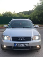 Audi A6 Limousine 23.07.2021