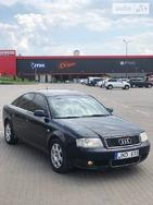 Audi A6 Limousine 25.07.2021