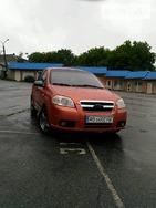 Chevrolet Aveo 21.07.2021