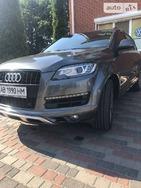 Audi Q7 19.07.2021