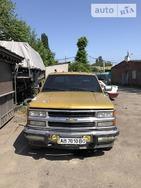 Chevrolet Silverado 28.07.2021